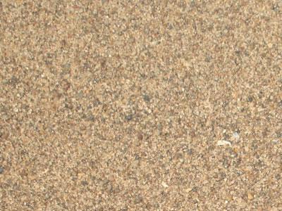 песок обогащенный